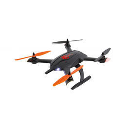 XciteRC Race-Copter Dragon 250 Quadrocopter 6-Kanal 2,4 GHz RTF Set schwarz 15004000