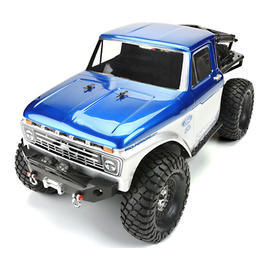 Pro-Line 1:10 Lexan Karosserie Ford F-100 Pick-Up 1966 f. Axial Honcho 3464-00