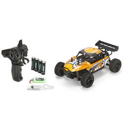 ECX 1:24 Roost Desert Buggy 4WD 2,4 GHz 100% RTR Set orange / grau ECX00015T2