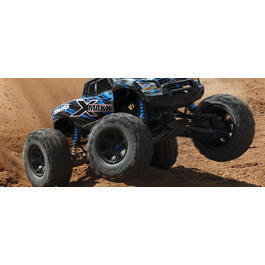 Traxxas 1:5 X-Maxx Brushless TSM Aufstell-System 4WD Monster Truck 2,4 GHz RTR TRX77076-4