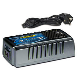 Carson Expert Charger LiPo Compact 3A Ladegerät 2S - 4S 230V 500606068
