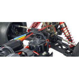 Carson 1:8 Virus Pro 4.0 6S Brushless 4WD Truggy 2,4GHz 100% RTR Set 500409055