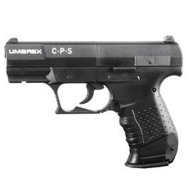 Umarex Walther - Umarex CPS CO2 Luftpistole Kal. 4,5 mm (.177) Diabolo schwarz