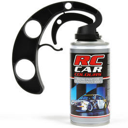 Robitronic Spraygun Easy für RC Car Colours Polycarbonat Farben RTC86