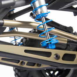 Axial RR10 Aluminium Links Upgrade Kit komplett (vorne / hinten) AX31340