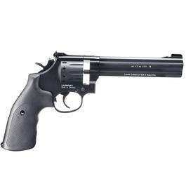 Smith & Wesson Mod. 586 6 Zoll CO2 Revolver Kal. 4,5mm (.77) Diabolo schwarz