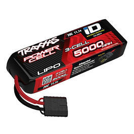 Traxxas Power Cell LiPo Akku 11.1V 5000mAh 20C Power-Pack TRX-iD 2831X