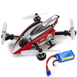 Blade Mach 25 FPV Race Quadrocopter 2,4 GHz BNF Basic Set inkl. Akku BLH8980