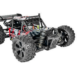 Carson 1:16 X-16 Mini Desert Warrior Brushed 4WD Buggy 2,4 GHz 100% RTR Set 500404091