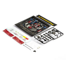 Killerbody 1:10 Motoreinsatz Touring Car Type-D lackiert KB48495