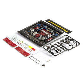 Killerbody 1:10 Motoreinsatz Touring Car Type-G lackiert KB48498