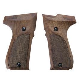 Walther CP88 - Walther Griffschalen Holz für CO2 Pistolen CP88