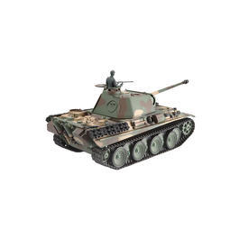 Amewi RC Panzer Panther G Control Edition 1:16 schussfähig RTR tarn