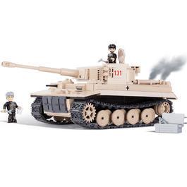 Panzermodell - Cobi Small Army Bausatz Tiger 131 Sd. Kfz. 181 Panzerkampfwagen VI Ausf. E 500 Teile 2477