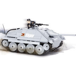 Panzermodell - Cobi World Of Tanks Roll Out Small Army Bausatz Panzer Hetzer 420 Teile 3001