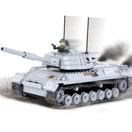 Cobi World Of Tanks Roll Out Small Army Bausatz Panzer Leopard I 485 Teile 3009