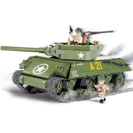Panzermodell - Cobi Small Army Bausatz Panzer M-10 Wolverine 440 Teile 2475