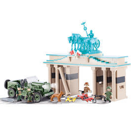 Cobi Small Army Bausatz Diorama The Battle Of Berlin 550 Teile 2463