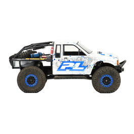 Pro-Line 1:10 Lexan Karosserie Toyota HiLux SR5 1985 Cab f. Axial Honcho 3466-01