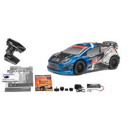 Maverick 1:10 Strada RX 4WD Elektro Rally Auto 2,4 GHz RTR Set MV12619