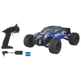 Jamara 1:12 Whelon 4WD Elektro-Truggy 2,4 GHz RTR Set - LiIon Version 053355
