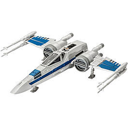 Revell Build & Play Level 1 Star Wars Resistance X-Wing Fighter 1:78 06753