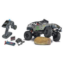 Carson 1:10 MC-10 Mountain Warrior 4WD Crawler 2,4GHz 100% RTR Set 500404094