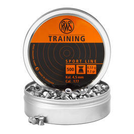 RWS Diabolo Training 4,5mm 0,53g