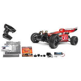 Maverick 1:10 Strada BX 4WD Brushless Buggy 2,4 GHz RTR Set MV12621