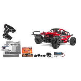 Maverick 1:10 Strada DT 4WD Brushless Wüsten Truck 2,4 GHz RTR Set MV12628