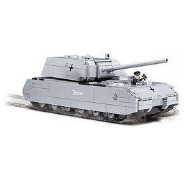 Panzermodell - Cobi World Of Tanks Roll Out Small Army Bausatz Panzer VII Maus 900 Teile 3024