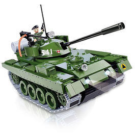 Cobi Small Army Electronic Series T-72 Kampfpanzer Infrarot / Bluetooth 21904