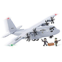 Cobi Small Army Bausatz Flugzeug Military Transport Air Force 340 Teile 2606