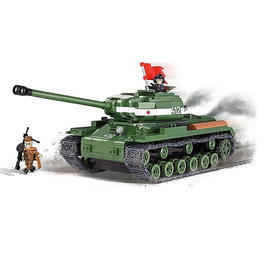 Cobi Small Army Bausatz Panzer IS-2M 575 Teile 2491