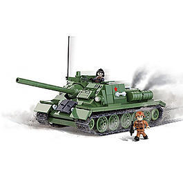 Cobi Small Army Bausatz Panzer SU-85 Tank Destroyer 475 Teile 2467