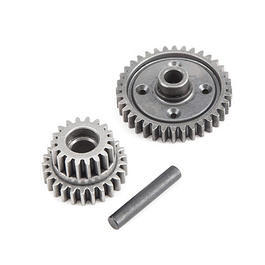 Losi Center Transmission Gear Set Baja Rey LOS232007