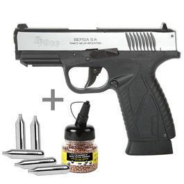 Umarex Waffen - Luftpistolenset Bersa BP9CCCO2 Pistole 4,5mm BB