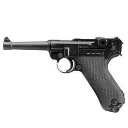 Luftpistolen - KWCLuftpistole P08 CO2 Vollmetall 4,5 mm BB schwarz