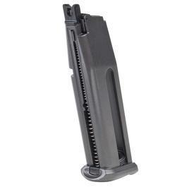 Luftpistolen - Cybergun Ersatzmagazin Tanfoglio Custom 4,5mm BB 20 Schuss CO2 Blowback