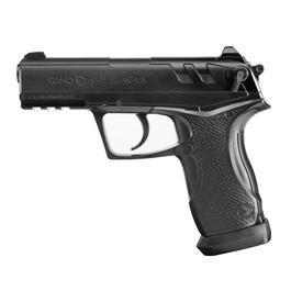 Luftpistolen - Gamo C-15 CO2 Luftpistole Blowback 4,5mm Diabolo+ BB gezogener Lauf