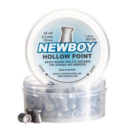 Skenco Diabolos Newboy Hollow Point 5,5mm 100 Stück