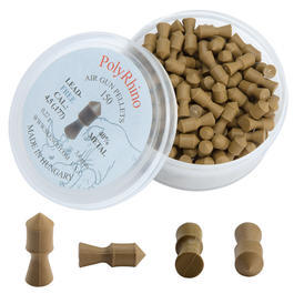 Luftdruckwaffen - Skenco Diabolos PolyRhino 4,5mm 150 Stück 40% Metall