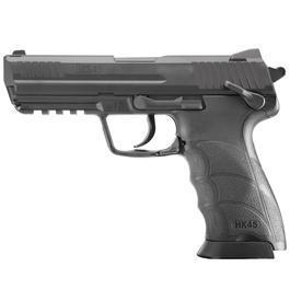 Freizeit Luftdruckwaffen - Heckler & Koch HK45 CO2 Luftpistole 4,5mm BB