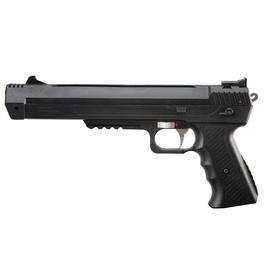 Luftpistolen - S400 Luftpistole 4,5mm Diabolo inkl. Pistolentasche