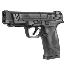 Smith & Wesson M&P 45 CO2 Luftpistole 4,5 mm Diabolo inkl. Kugelfang, Diabolos, CO2 Kapseln
