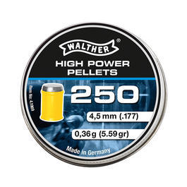 Walther Diabolos High Power Pellets 4,5mm 250 Stück