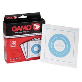 Gamo CO2 - Gamo Zielscheiben F-Class 14x14 cm 100 Stück