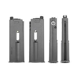 Luftpistolen - Gletcher Ersatzmagazin M712 4,5mm BB CO2