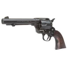 Deko-Revolver schwarz