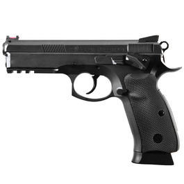 Luftpistolen - ASG CZ 75 SP-01 Shadow CO2 NBB 4,5mm BB schwarz